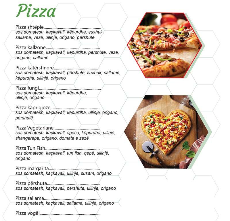 pizza e fundit
